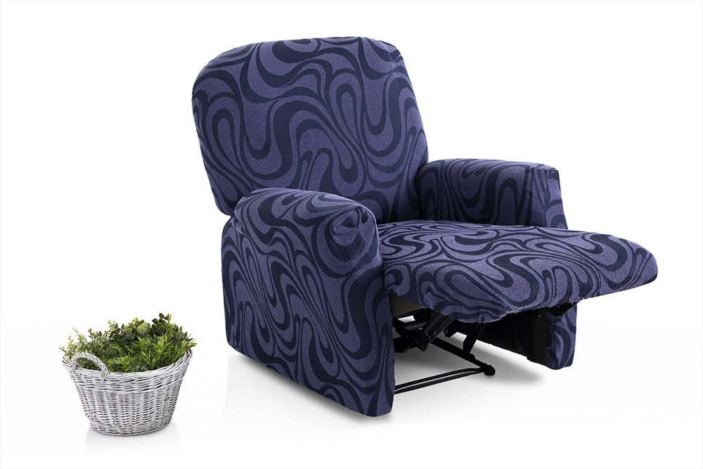 Funda sill n relax completo danubio casaytextil for Precio salon completo