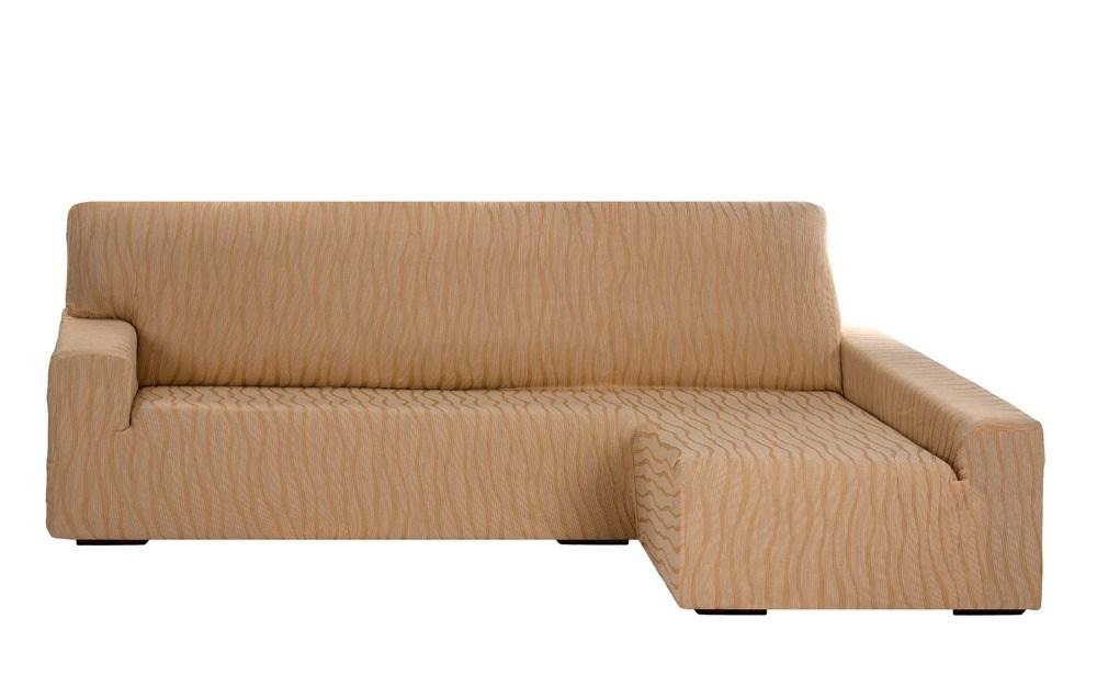 Funda sof chaise longue brazo dcho casandra casaytextil - Fundas para sofa chaise longue ...