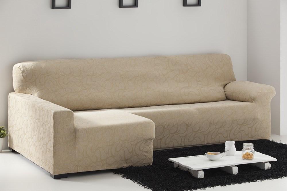 Funda sof chaise longue brazo dcho tous casaytextil - Funda sofa chaise longue ...
