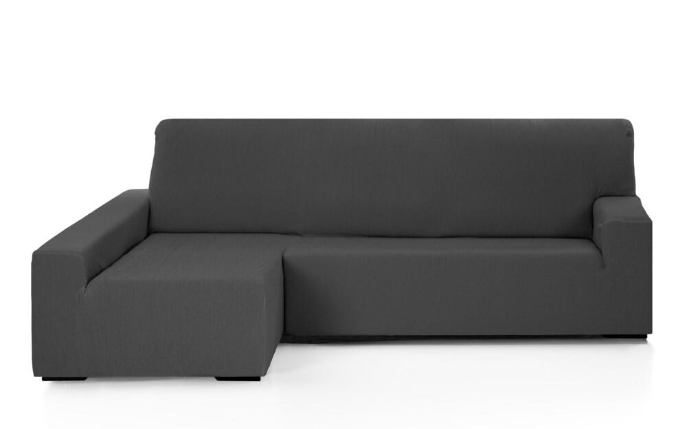 Funda sofa chaise longue elastica ideas de disenos for Sofa 1 plaza chaise longue