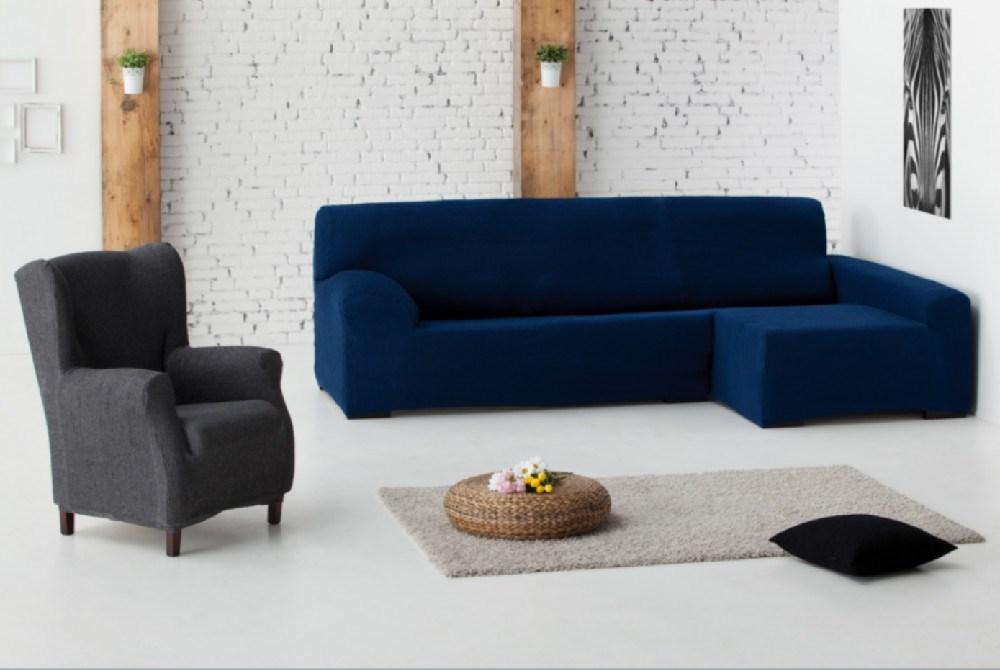 1 fresh fundas sofa chaise longue elasticas sectional sofas - Funda sofa chaise longue elastica ...