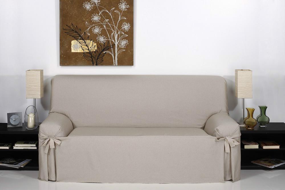 Funda sof de lazos turia casaytextil - Fundas sofa hipercor ...