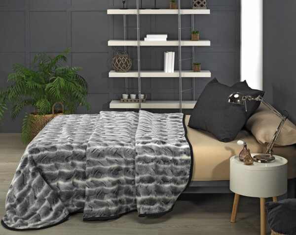 Manta High Decor I46 Negro