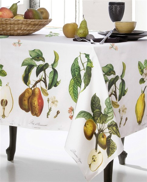 Mantel antimanchas Fruits Atenas