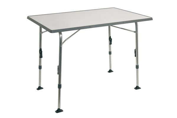 Mesa plegable aluminio camping al 266 crespo casaytextil for Mesa plegable aluminio