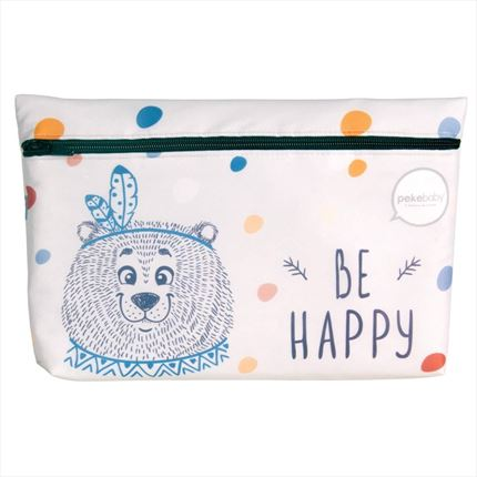 Neceser bebé impermeable Be Happy | CasayTextil