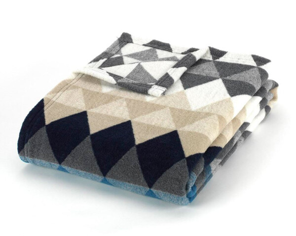 Plaid Sofing Reclycled H82 Gris