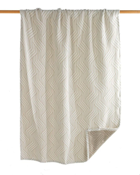 Plaid Sofing Reclycled H83 Beige (1)