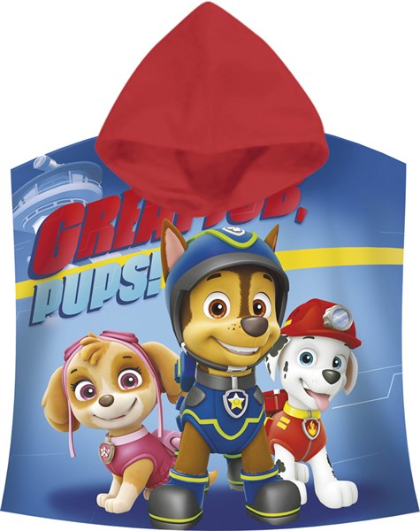 Poncho Paw Patrol Joints