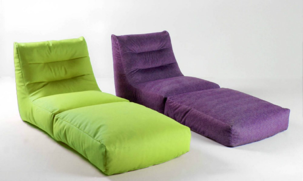 Puf plegable casaytextil - Sillon puff cama ...