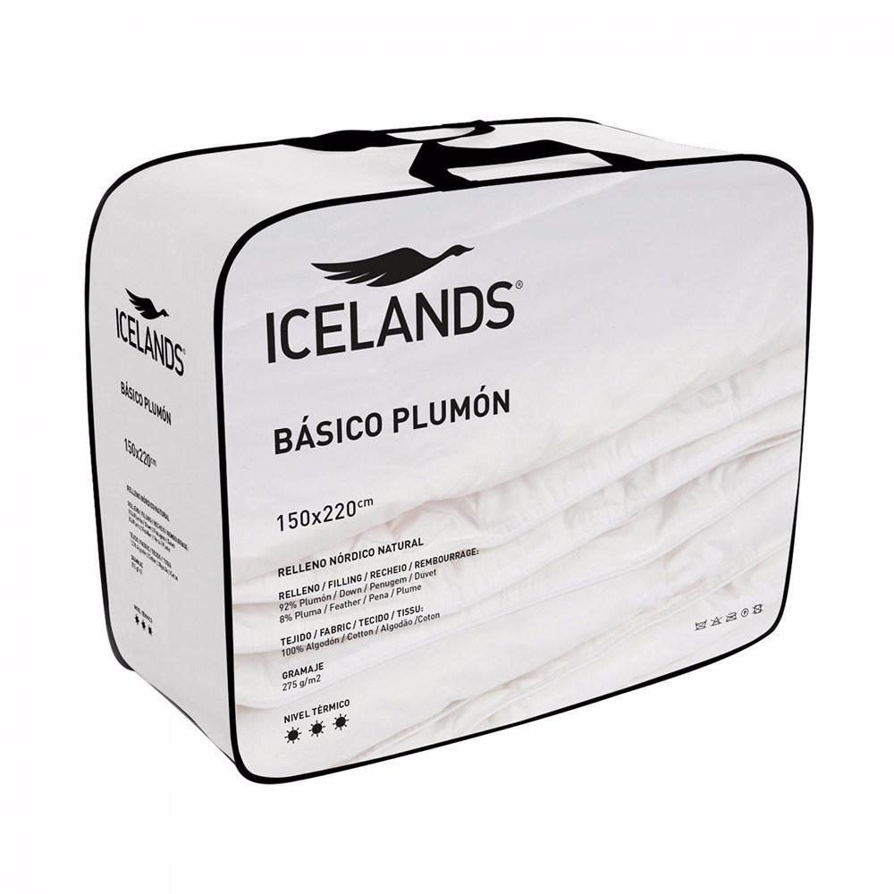 Relleno n rdicos b sico plum n casaytextil - Rellenos nordicos icelands ...