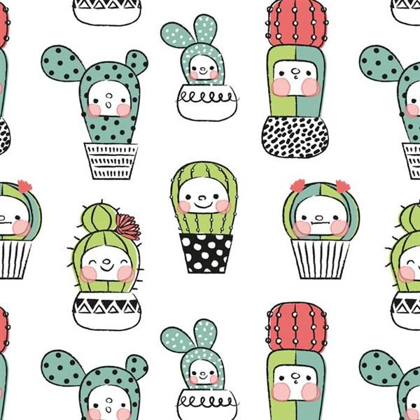 Saco n rdico infantil cactus charuca casaytextil - Saco nordico infantil ...