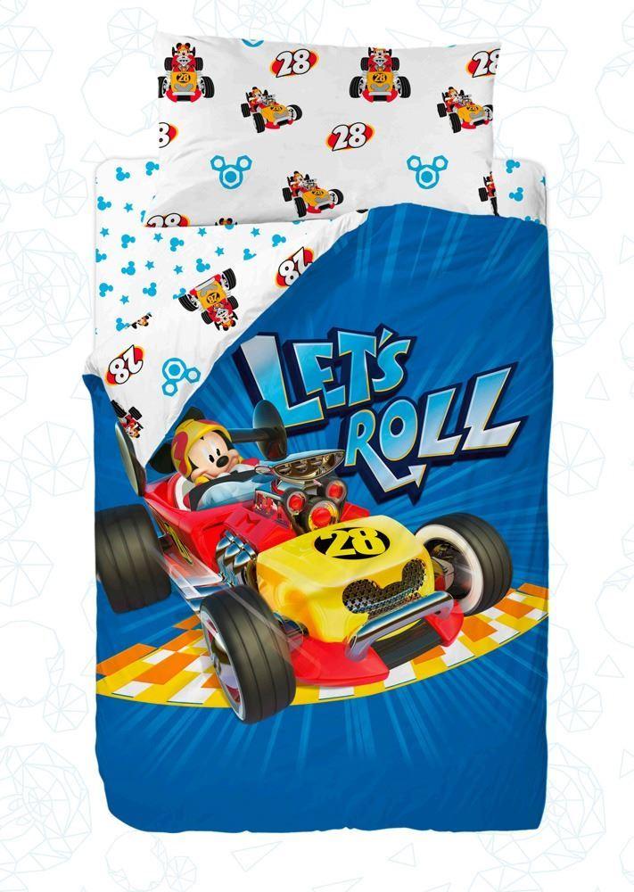 Saco nórdico Mickey Let´s Roll