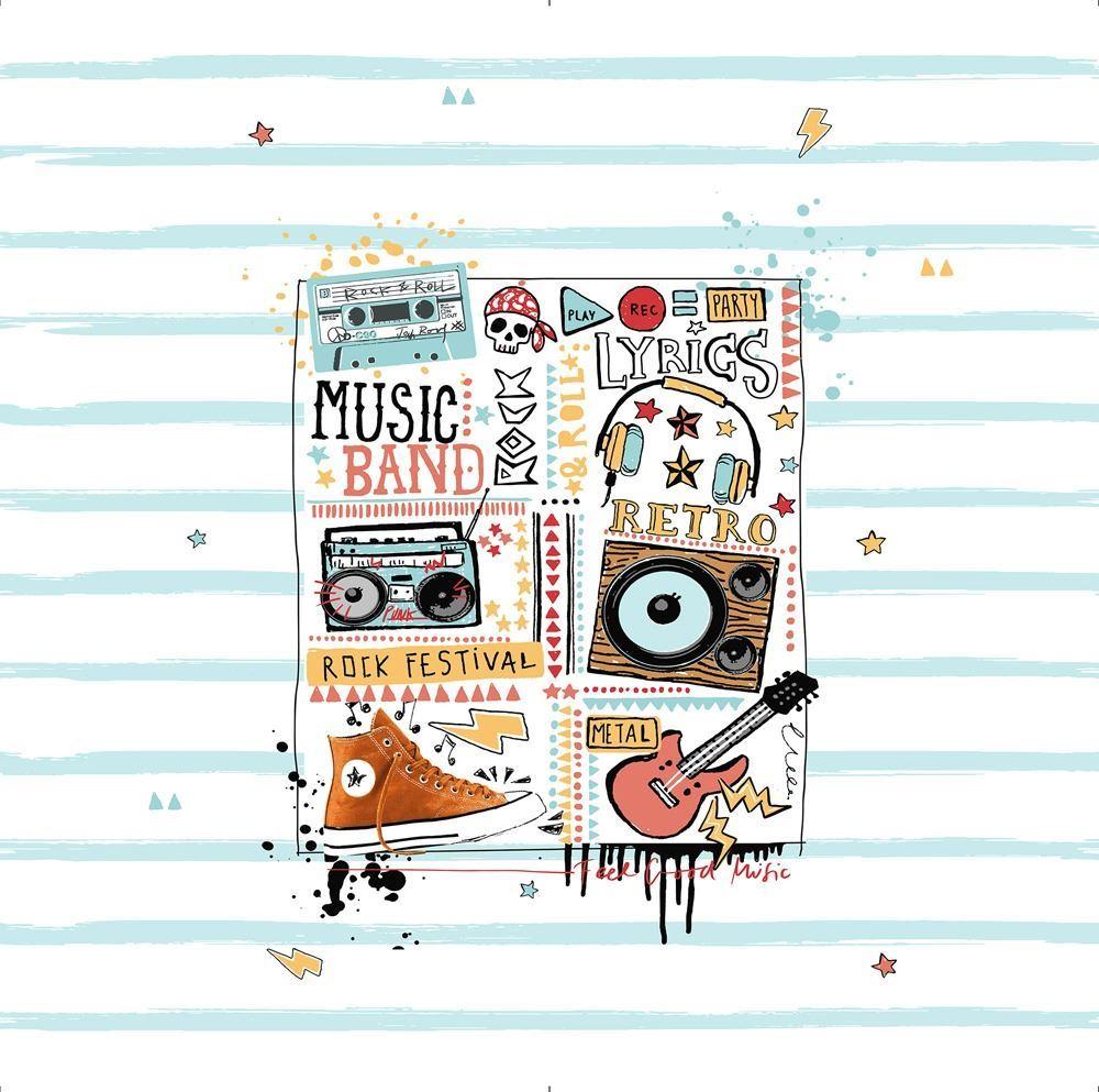 Saco nórdico Music (1)