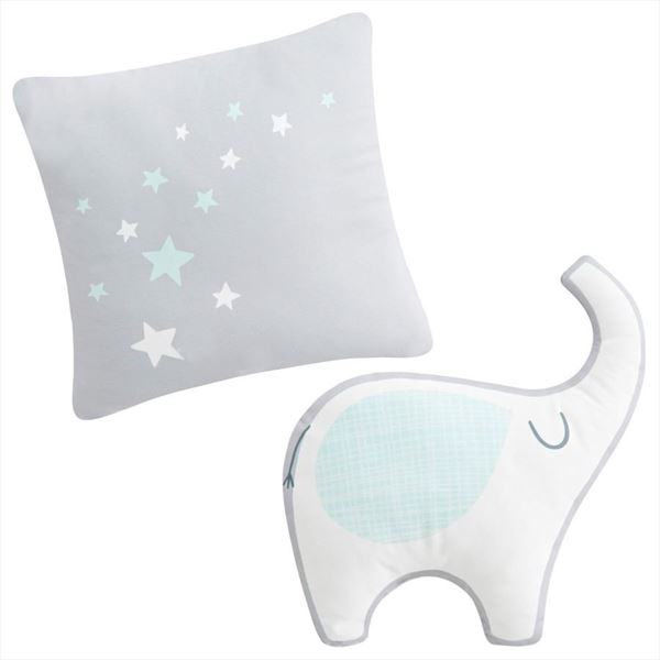 Set de 2 cojines decorativos Dream Big