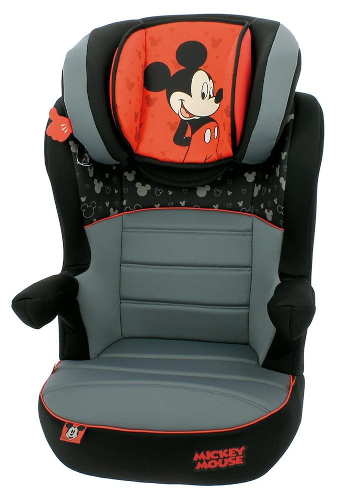 Silla Auto Grupo 2 3 R Way Sp Mickey Mouse Casaytextil