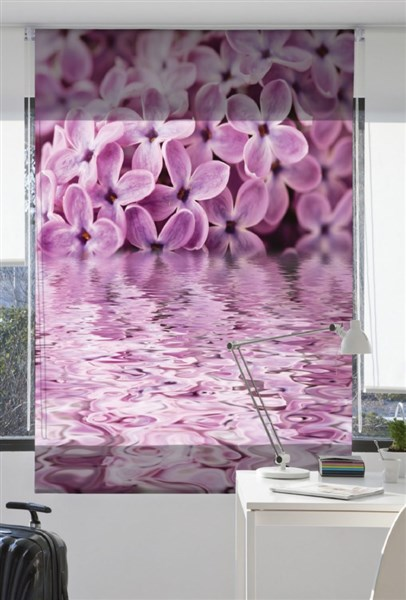 Stor screen digital flores  zen 1056