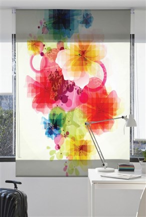 Stor screen digital flores  zen 3130 | CasayTextil