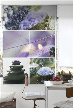 Stor screen digital flores  zen 3135 | CasayTextil