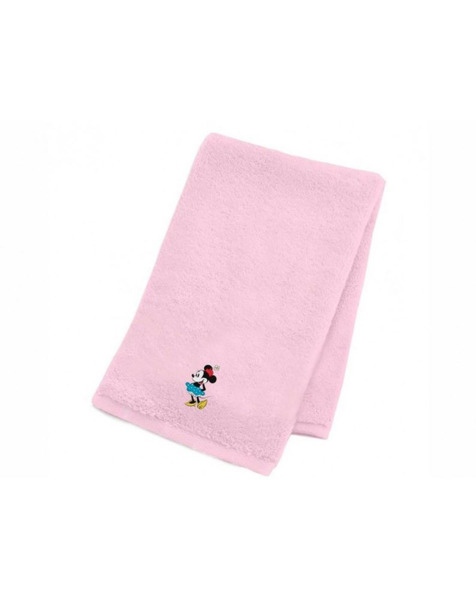 Toalla de baño infantil Minnie Blue Skirt