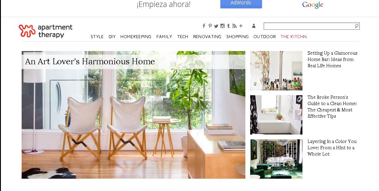 Decoración del hogar: La guía más grande del mundo de blogs, canales ...