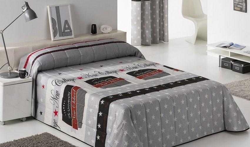 Fundas n rdicas desde 29 75 casaytextil for Colchas para camas de 150 con canape