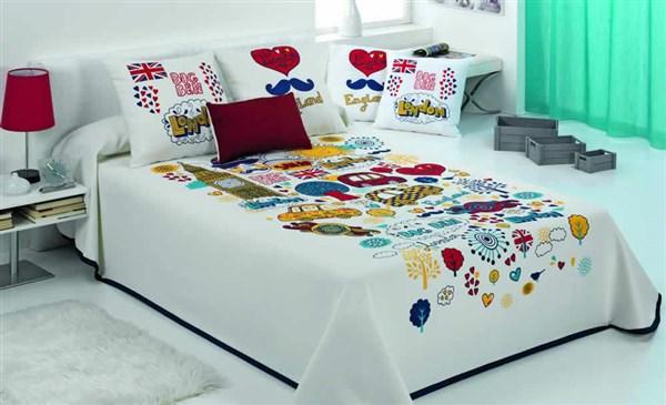 Ropa de cama conoce todas las posibilidades en la gu a - Tipos de colchas ...