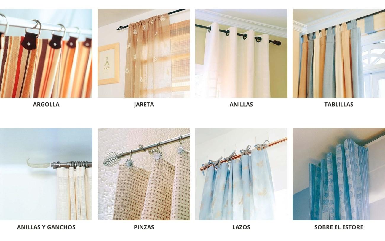 Comprar cortinas online desde 15 99 casaytextil for Donde venden cortinas
