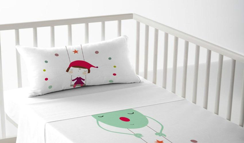 Ropa de cama de cuna | Casaytextil