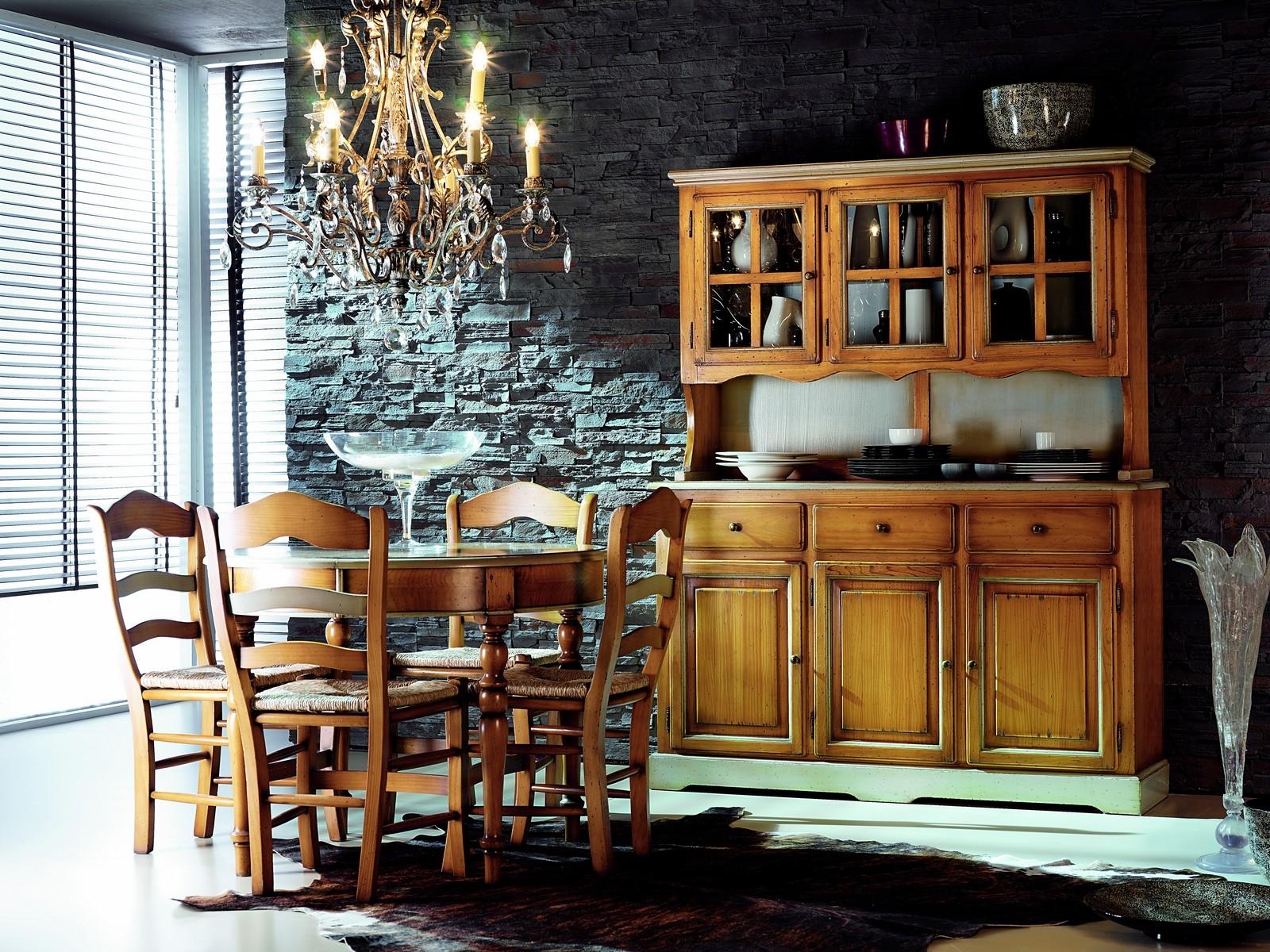Como decorar un comedor rustico excellent como decorar - Decorar comedor rustico ...