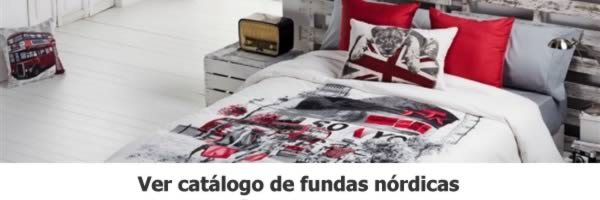 catalogo fundas nordicas