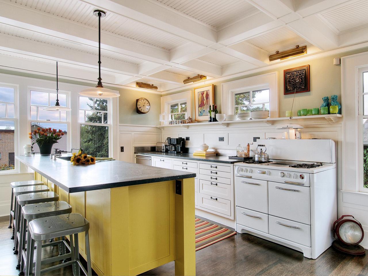 C Mo Decorar Una Cocina Blanca Todos Los Trucos ~ Color Paredes Para Puertas Blancas