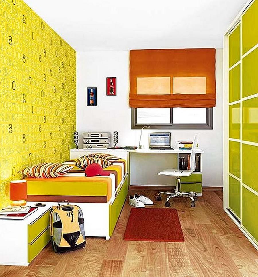 10 ideas para decorar cuartos peque os de ni os - Decoracion de dormitorios pequenos ...