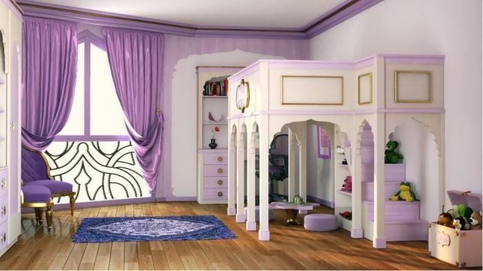 C mo decorar tu casa al estilo rabe - Camas en forma de casa ...