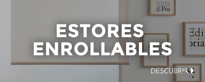 Estores enrollables